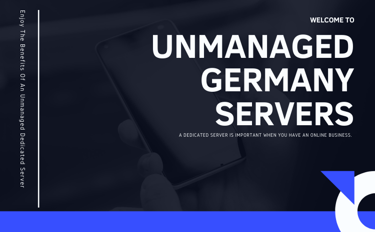 unmanaged Germany servers